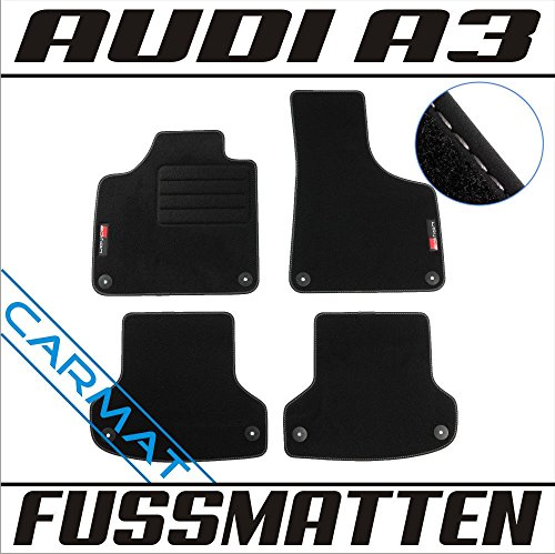 CARMAT Fussmatten mit Logo AU/A3Y03/L/B