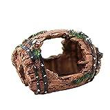Bobury Botti Acquario vino corpo in resina ornamento artificiali Cave Fish Tank paesaggio della decorazione
