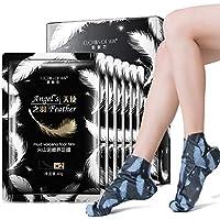 Colinsa Fuß Peeling Maske,Hornhautsocke, Vulkanschlamm Pflegende Bleaching Peeling Dead Skin Removal Fuß Maske... preisvergleich bei billige-tabletten.eu