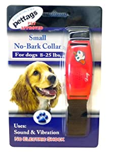 Company of Animals No-Bark Collar, S by COSYV