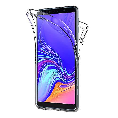 AICEK Funda Compatible Samsung Galaxy A7 2018