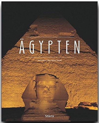 ÄGYPTEN - Ein Premium***-Bildband in stabilem Schmuckschuber mit 224 Seiten und über 310 Abbildungen - STÜRTZ Verlag -