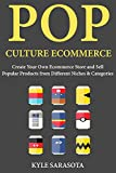 Pop Culture Ecommerce: Create Your Own Ecommerce Store and Sell Popular Products from Different Niches & Categories (English Edition)