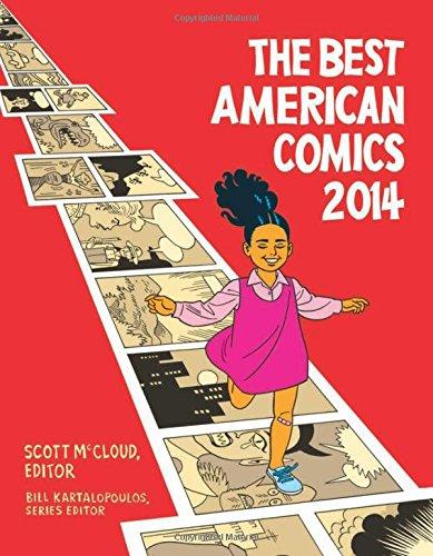 Best American Comics 2014 (The Best American Series)