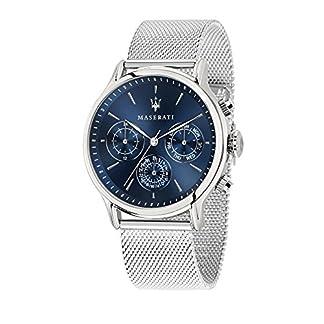 Reloj para Hombre, Colección Epoca, Movimiento de Cuarzo, multifunzione, en Acero – R8853118013