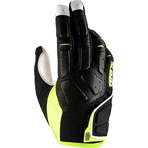 inconnu-simi-guantes-mixta-color-negro-y-lima-tamano-xl
