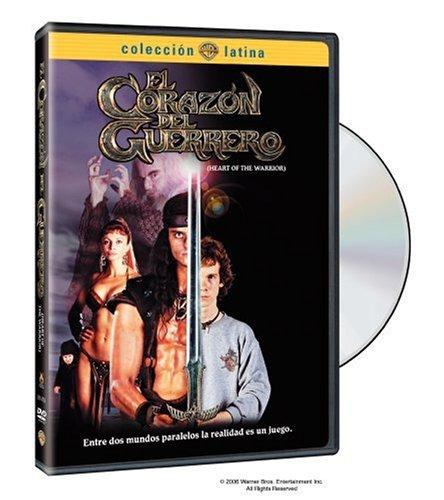 El Corazón del guerrero [Reino Unido] [DVD]