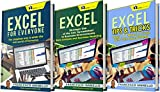 EXCEL: The Bible Excel - 3 Manuscripts + 2 BONUS BOOKS - Excel for Everyone, Data Analysis & Business Modeling, Tips & Tricks (Functions and Formulas, ... Microsoft Office) (English Edition)