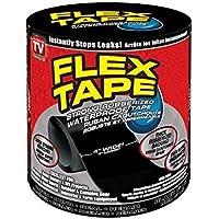 Romote Flex Tape Pro cinta de Reparación, Adhesivo Súper Fuerte con Cinta Silicona Adhesiva Impermeable para Variedad de Reparaciones, Fugas