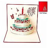 Vic Group Geburtstagskarte, mehrfarbig