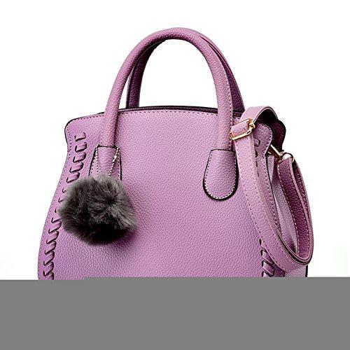 Ms. Messenger Bag/borsetta/borsa a tracolla semplice moda/big bag Ms.-B G