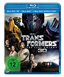 Transformers 5 - The Last Knight  (+ Blu-ray) (+ Bonus-Disc)
