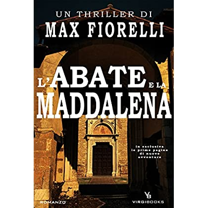 L'abate E La Maddalena: Un Mistero Per Gordon Spada (Gordon Spada, #4)