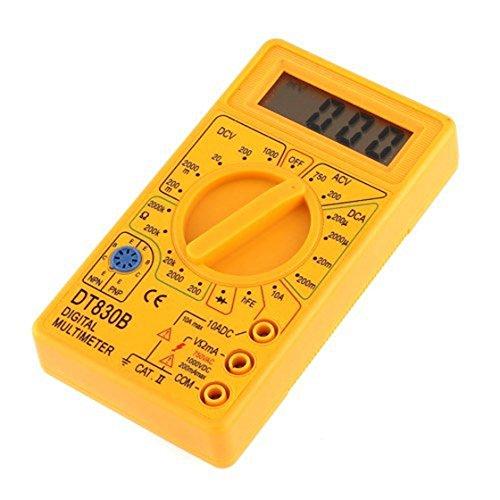 Multimeter - SODIAL(R)Elektrische Digital-Multimeter-Tester Checker Digital-multimeter Tester