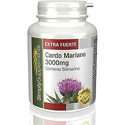 Cardo Mariano 3000mg | 360 comprimidos