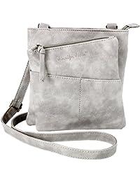 bf6d2c259f1b49 Jennifer Jones Taschen Damen Damentasche Handtasche Schultertasche  Umhängetasche Tasche klein Crossbody bag (3106)