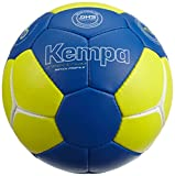 Kempa Spectrum Match Profile Handball Ball Jaunefluo/Royal/White, Size 3