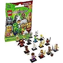 LEGO 71008 - Minifigures, 13ª edición (71008) - Lego Minifiguras serie 13 (MODELO NO ELEGIBLE), Juguete Lego Construcción A partir de 6 Años