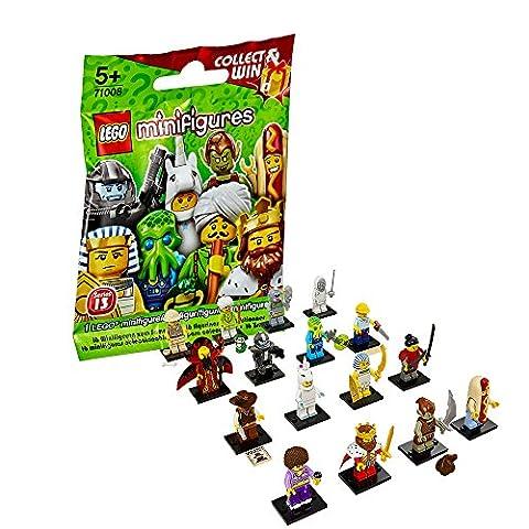 Lego Minifigures – 71008 – Series 13 – 1 Sachet Mystère – Modèle Aléatoire