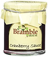 Bramble Foods House Cranberry Sauce 200 g (Pack of 12)