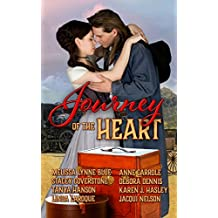 Journey of the Heart: An Anthology of Western Romance Stories (English Edition)