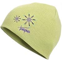Trespass Sparkle - Gorro de esquí para niña, color verde, talla FR: Age 8-10