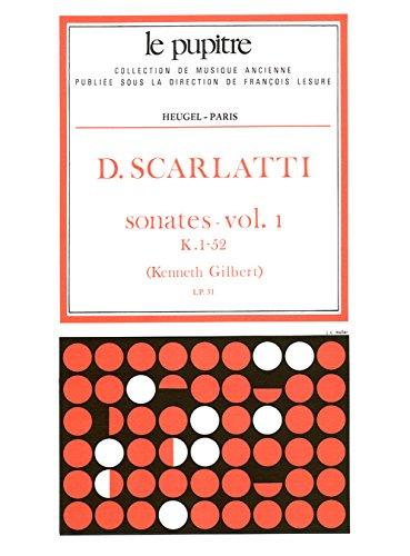 Scarlatti: Oeuvres Completes pour Clavier Volume  1 Sonates K1 a K52 (Lp31)