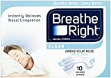 Breathe Right Nasal Strips, Small/Medium - Clear, 10 Pack