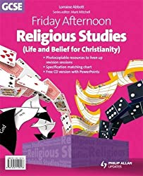 Friday Afternoon Religious Studies GCSE Resource Pack + CD (Gcse Photocopiable Teacher Resource Packs)