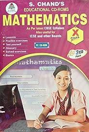 S.Chand Class X Mathematics CBSE (CD)