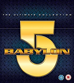 Babylon 5 - The Complete Series (Inc Lost Tales) [Import anglais] by Babylon 5 (B000WDSRG4) | Amazon Products