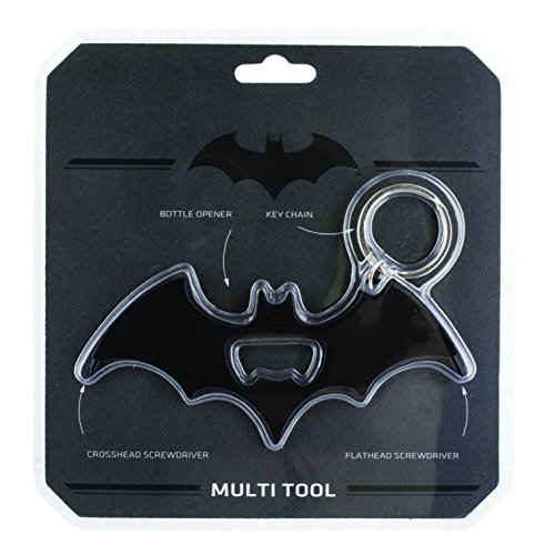 Image of DC Comics Batman Multi-Tool, Black