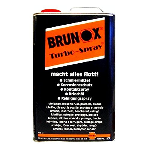 'BRUNOX' TURBO-SPRAY 5,0 l Kanister