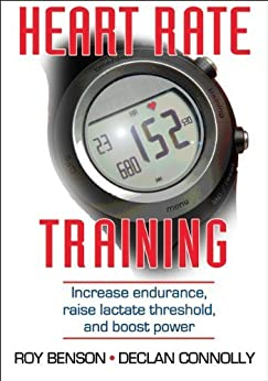 Heart Rate Training par [Benson, Roy, Connolly, Declan]