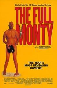 The Full Monty Affiche du film Poster Movie Les pleins Monty (11 x 17 In - 28cm x 44cm) Style D