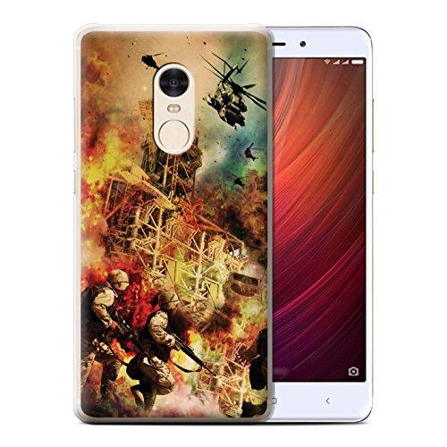 Stuff4®phone case/cover/skin/xia-cc/war battle gaming art collection guerre moderne xiaomi redmi note 4