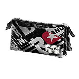 Estuche Escolar Triple Universidad Street Star Pro-dg