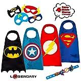 7-laegendary-disfraces-de-superheroes-para-ninos-4-capas-y-mascaras-logo-brillante-de-capitan-americ