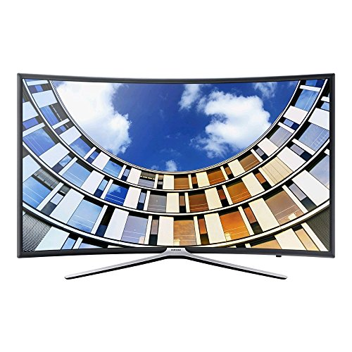 Samsung UE49M6320AKXXU 49-Inch Smart Full HD Curved TV - Dark Titan (Certified Refurbished)