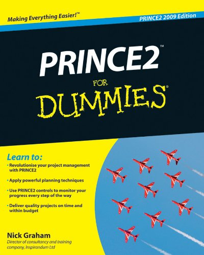 PRINCE2 For Dummies (For Dummies Series)