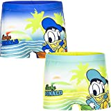 Mickey Mouse Baby Jungen Badehose Gr. 6 Monate, gelb