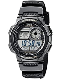 Casio Collection – Reloj Hombre Digital con Correa de Resina – AE-1000W-1AVEF