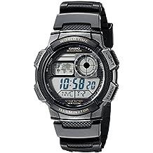 Casio Collection – Reloj Hombre Digital con Correa de Resina – AE-1000W-1AVEF
