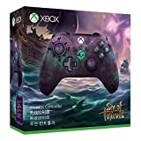 #1: Microsoft Xbox One Wireless Controller - Sea of Theaves (Purple Green)