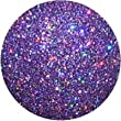 Purple Glitter Car Aerial Ball Antenna Topper - ONLY ONE P&P charge per 'AERIALBALLS' order! Save money by buying 2 or more of our many designs.