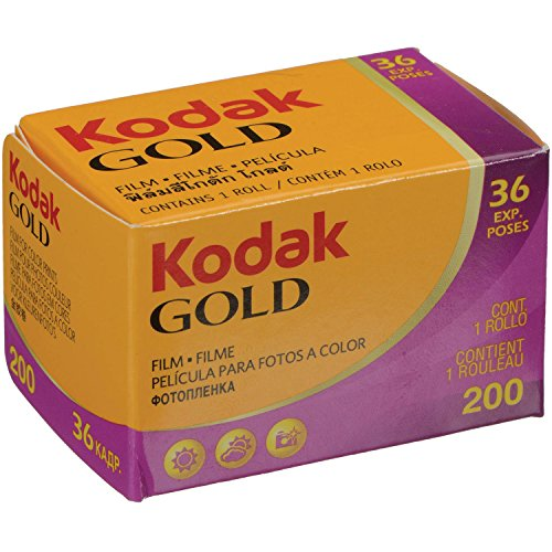 Kodak Kodak kodacolor Gold 200 GB 135–36 CN Film