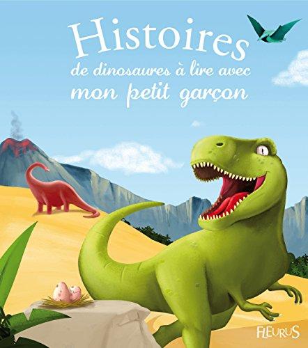 Histoires de dinosaures à lire avec mon petit garçon por Guillaume Arnaud