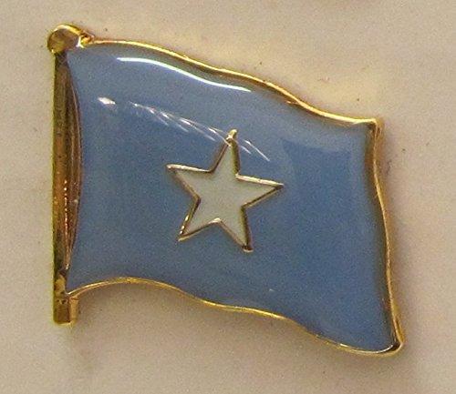 Somalia Pin Anstecker Flagge Flaggenpin Fahne Fahnenpin Button Clip