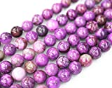 All' ingrosso sugilite perle, 4mm 6mm 8mm 10mm 12mm 14mm sugilite liscio e perle.sugilite perle all' ingrosso. All' ingrosso perline. 8mm,47pcs