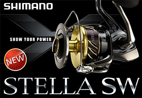 Shimano Reel Spinning Stradic 1000 HG ST-1000HGFK (0640) (Spinning Reel Shimano 1000)